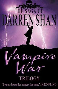 Vampire War Trilogy (3 In 1 Edition)