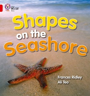 Shapes on the Seashore by Frances Ridley, Ali Teo (9780007185566) - PaperBack - Children's Fiction