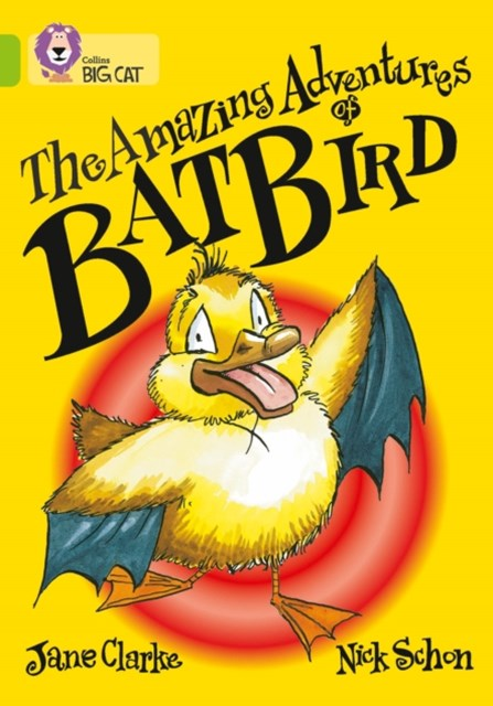 The Amazing Adventures of Batbird