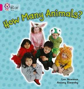 How Many Animals by Lee Newman, Cliff Moon (9780007186471) - PaperBack - Children's Fiction Early Readers (0-4)
