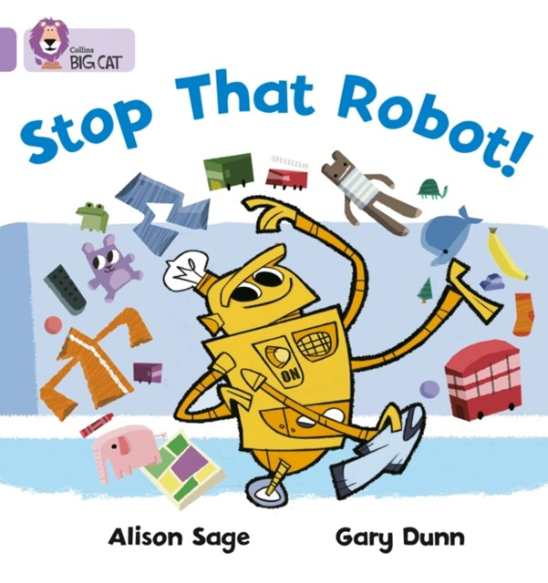 Stop That Robot!
