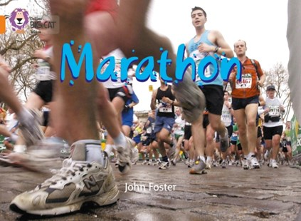 Marathon by John Foster, Cliff Moon (9780007186891) - PaperBack - Non-Fiction Sport