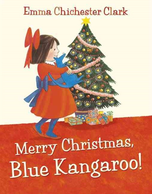 Merry Christmas, Blue Kangaroo