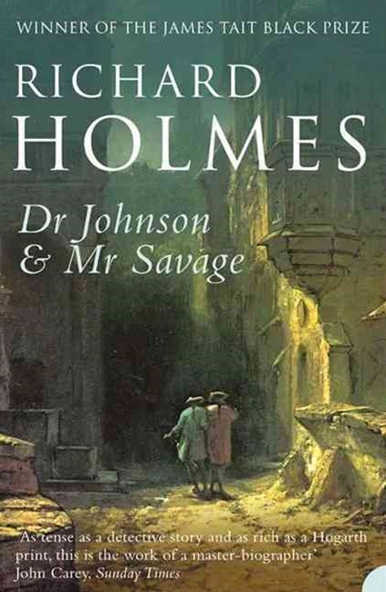 Dr Johnson And Mr Savage