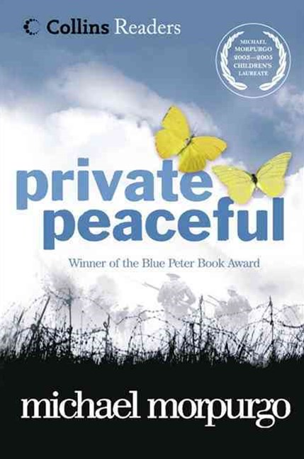 Collins Readers Private Peaceful