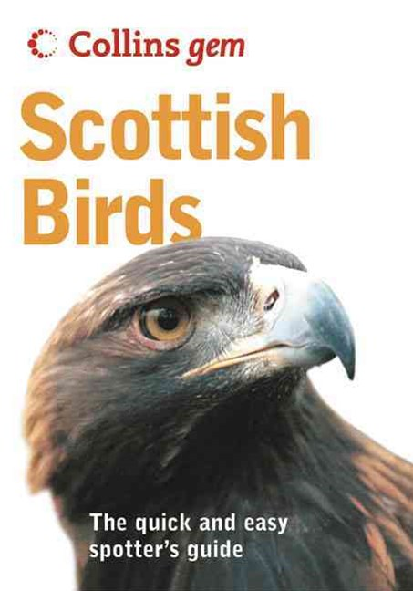 Collins Gem Scottish Birds