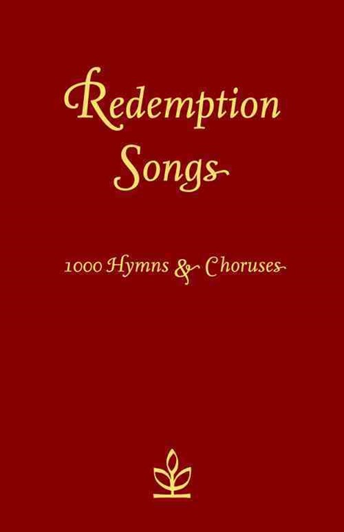 Redemption Songs - Words Only