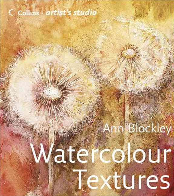 Collins Artist's Studio - Watercolour Textures