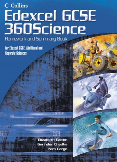 Edexcel GCSE Sciences - GCSE Science Student Course Companion