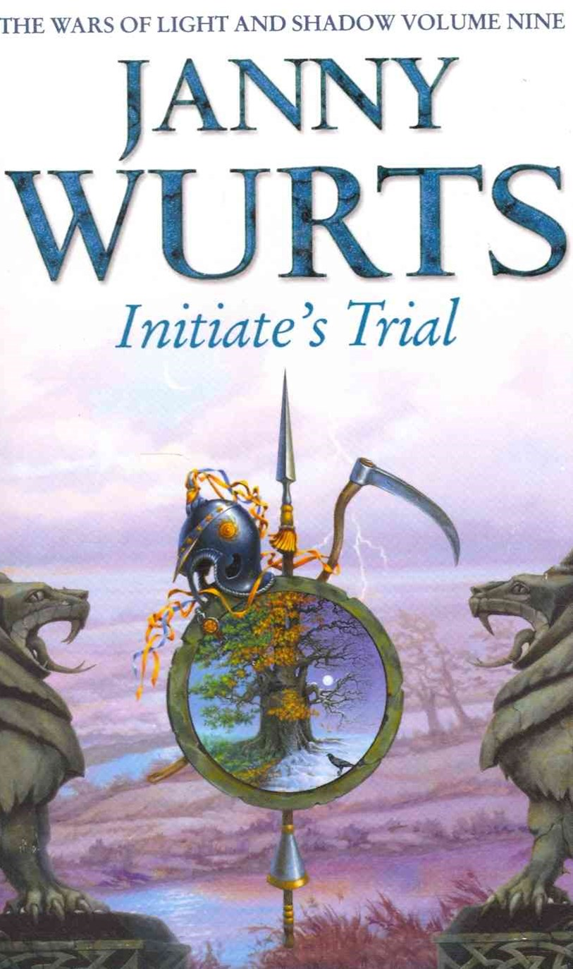 Initiate's Trial: First Book of Sword of the Canon
