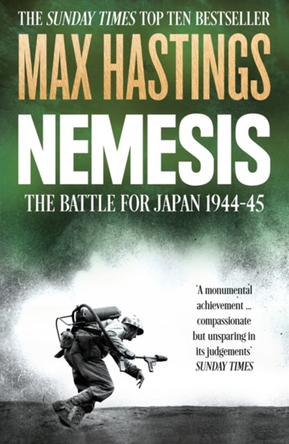 Nemesis: The Battle For Japan, 1944 -1945