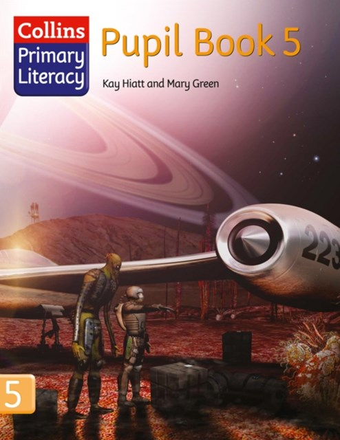 Collins Primary Literacy: Pupil Book 5