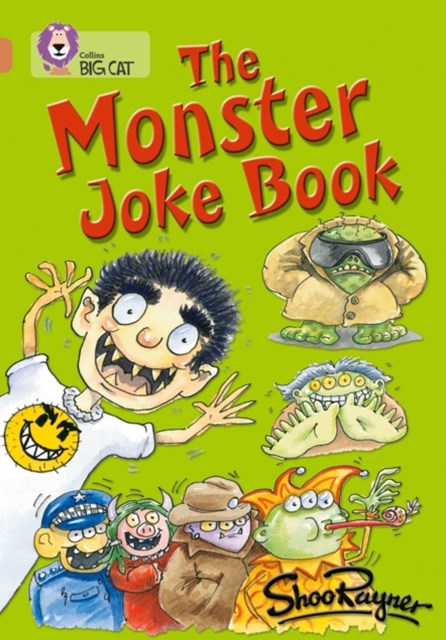 Monster Joke Book