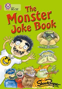 Monster Joke Book by Shoo Rayner (9780007230754) - PaperBack - Children's Fiction Early Readers (0-4)