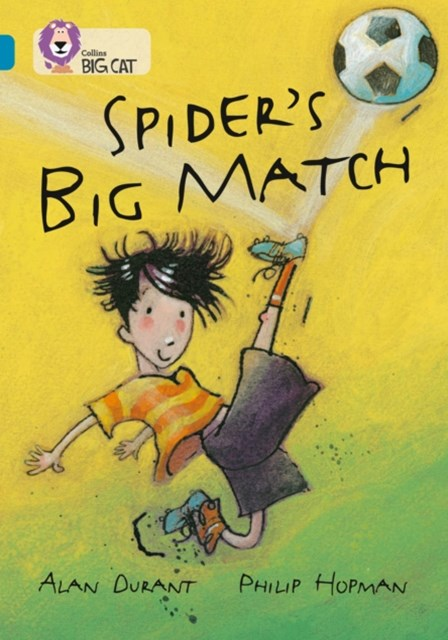 Spider's Big Match