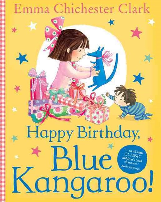 Happy Birthday, Blue Kangaroo!