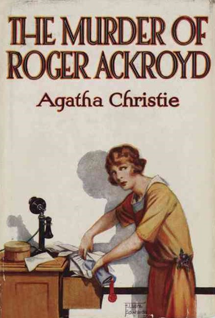 The Murder of Roger Ackroyd [Facsimile edition]