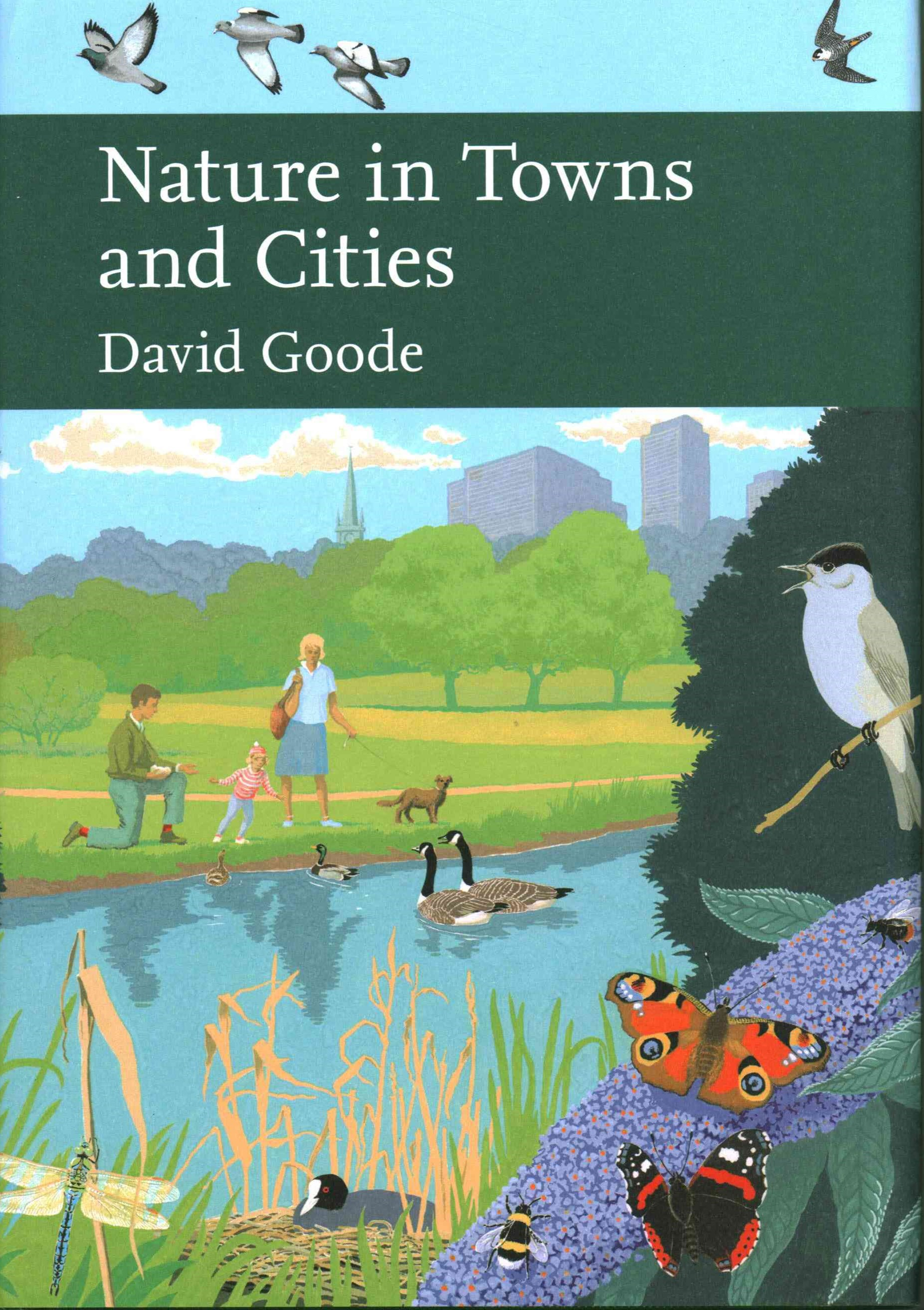 New Naturalist Nature in Towns and Cities