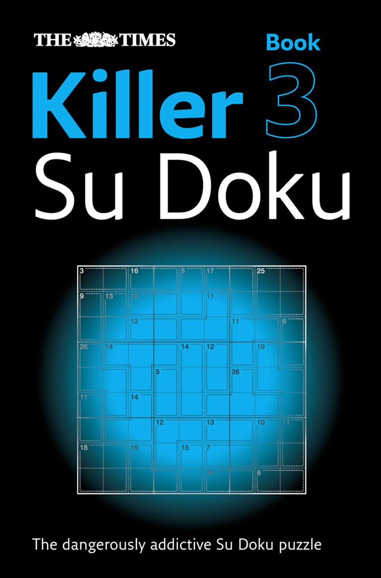 The Times Killer Su Doku 3