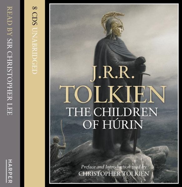 The Children Of Hurin Unabridged 8/540