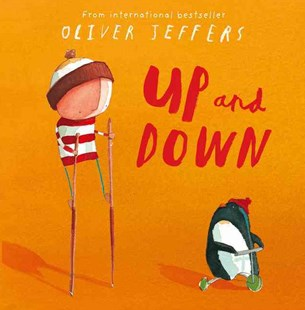 Up and Down by Oliver Jeffers (9780007263851) - PaperBack - Children's Fiction Early Readers (0-4)