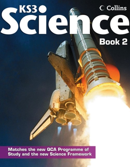 Collins KS3 Science: Pupil Book 2