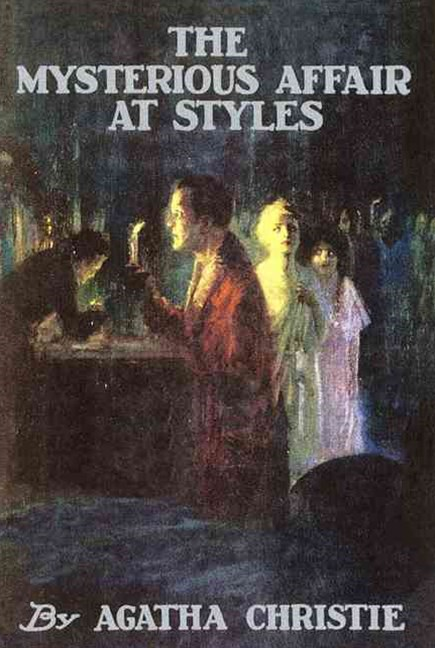 The Mysterious Affair At Styles [Facsimile Edition]