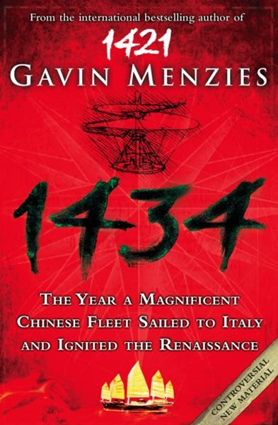 1434: The Year A Chinese Fleet Sailed To France and Ignited the Renaissance