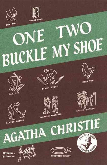 One Two Buckle My Shoe Facsimile Edition