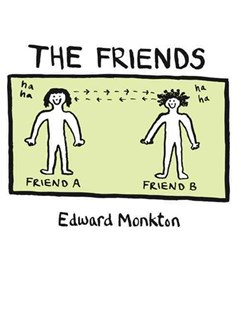The Friends by Edward Monkton (9780007278435) - HardCover - Family & Relationships Relationships