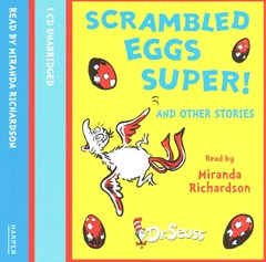 Scrambled Eggs Super! and Other Stories Unabridged 1/75