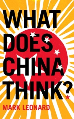 (ebook) What Does China Think?