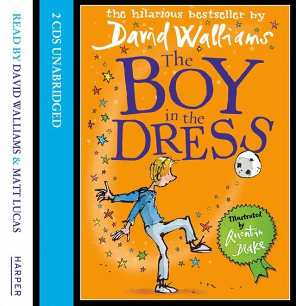 The Boy in the Dress Unabridged 2/150
