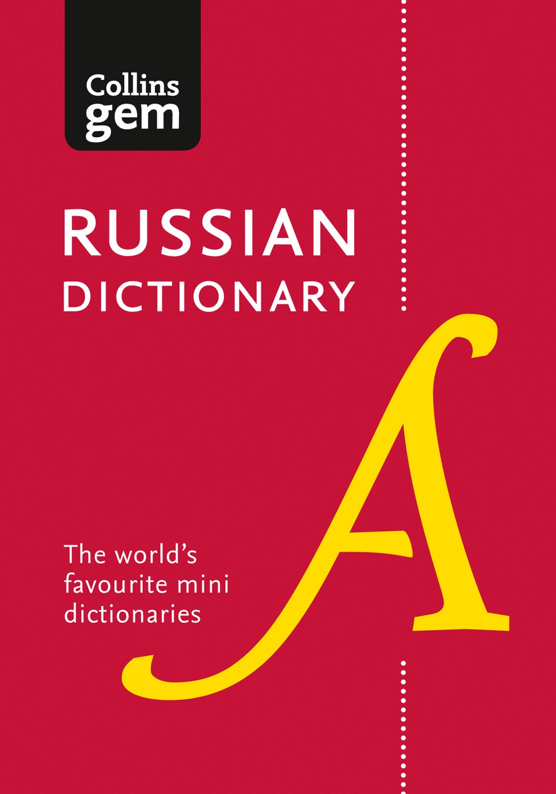 Collins Gem Russian Dictionary [4th Edition]