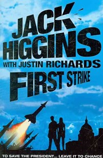 First Strike by Jack Higgins, Justin Richards (9780007300488) - PaperBack - Children's Fiction