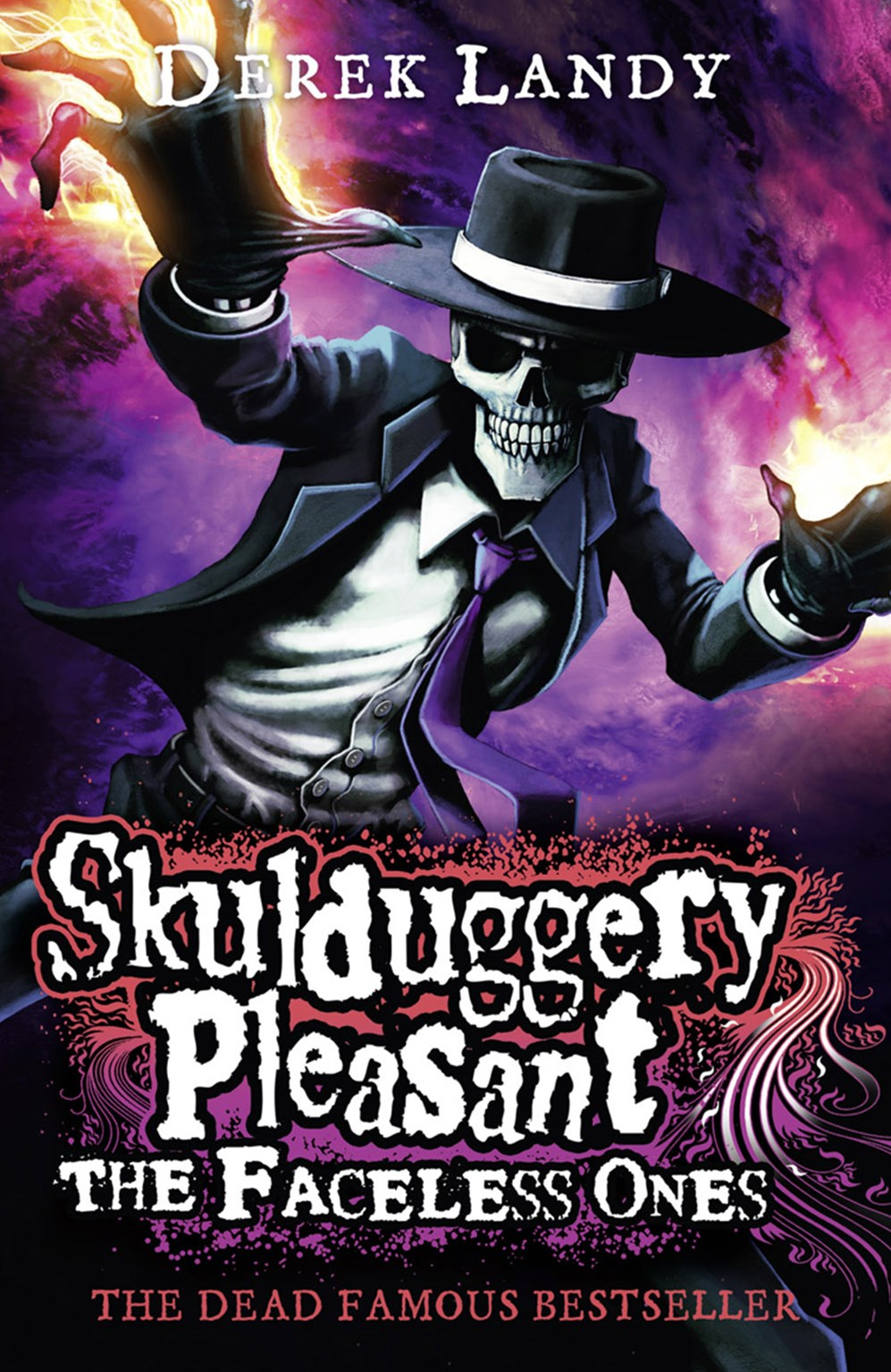 The Faceless Ones (Skulduggery Pleasant Book 3)