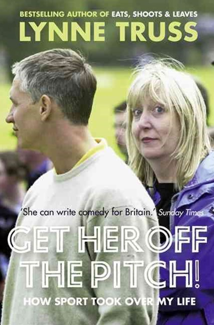 Get Her off the Pitch: Tales from an Unlikely Sports Writer