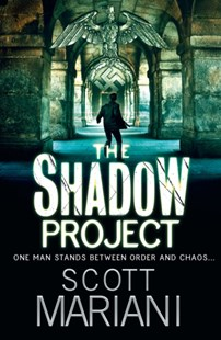Shadow Project by Scott Mariani (9780007311903) - PaperBack - Adventure Fiction Modern