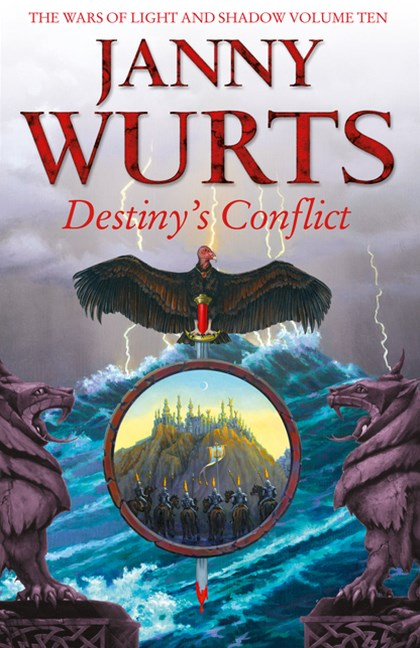 Destiny's Conflict: Book Two of the Sword of the Canon