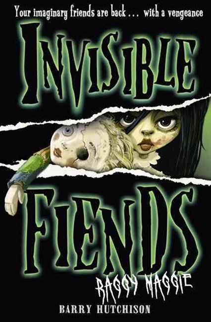 Raggy Maggie: Invisible Fiends