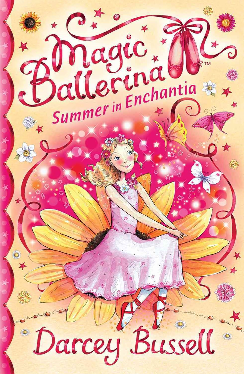 Magic Ballerina: Summer In Enchantia
