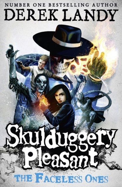 The Faceless Ones (Skulduggery Pleasant, Book 3)