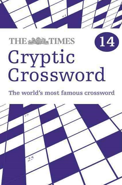 Times Cryptic Crossword Book 14