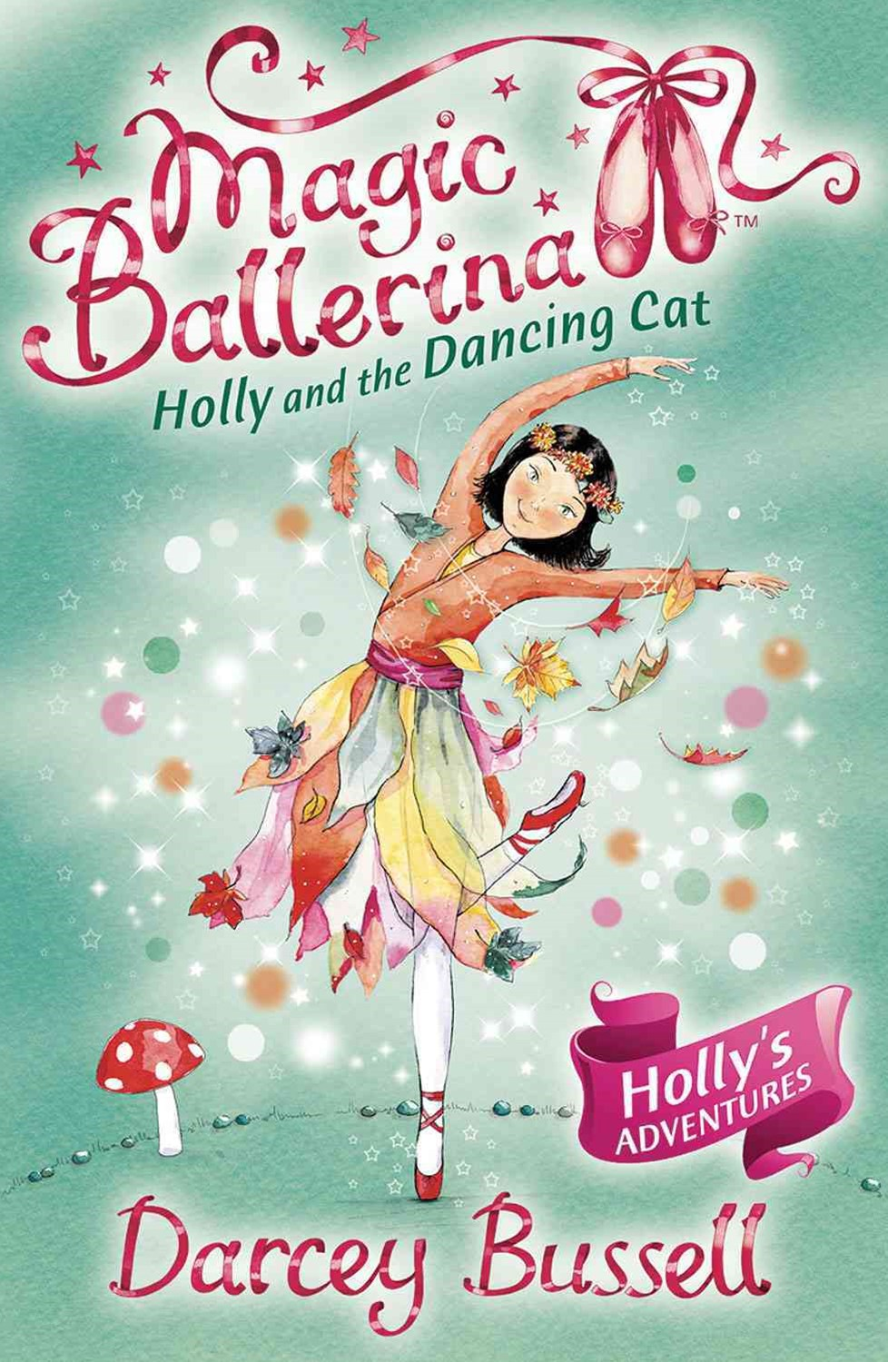 Holly and the Dancing Cat