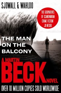 (ebook) The Man on the Balcony (The Martin Beck series, Book 3) - Crime Mystery & Thriller