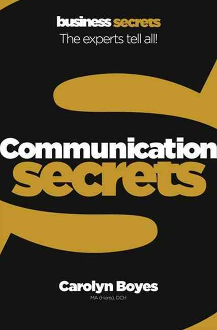 Communication: Collins Business Secrets