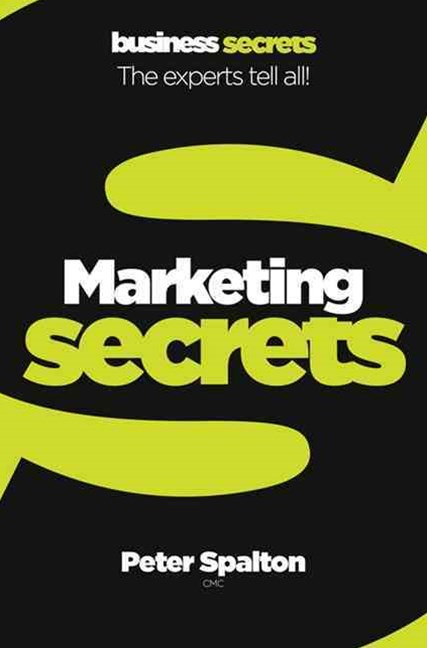 Marketing: Collins Business Secrets