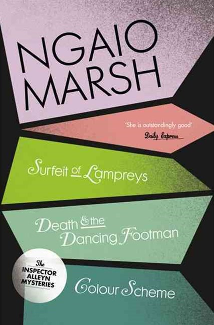 The Ngaio Marsh Collection (4) - Surfeit of Lampreys / Death and the Dan