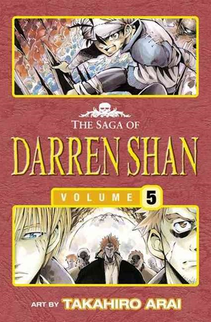 The Saga Of Darren Shan: Trials of Death