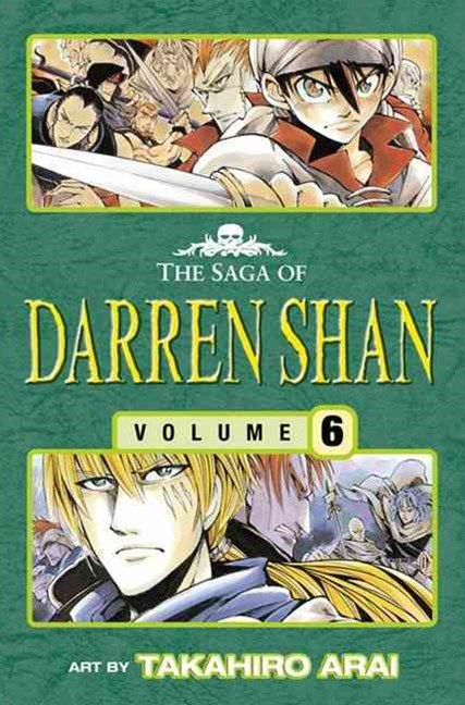 The Saga Of Darren Shan: Vampire Prince Manga edition